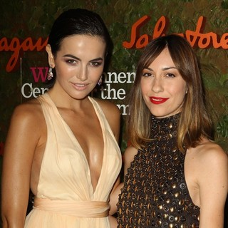 Camilla Belle, Gia Coppola in Opening Night Gala of The Wallis Annenberg Center for The Performing Arts