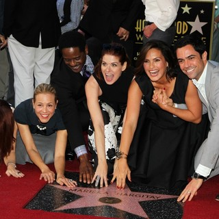 Blair Underwood in Mariska Hargitay Honored on The Hollywood Walk of Fame - bello-flannery-underwood-messing-hargitay-pino-mariska-hargitay-walk-of-fame-03