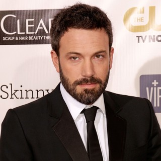 Ben Affleck in 18th Annual Critics' Choice Movie Awards