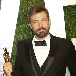 Ben Affleck in 2013 Vanity Fair Oscar Party - Arrivals