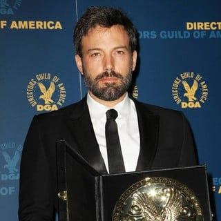 Ben Affleck in 65th Annual Directors Guild of America Awards - Press Room