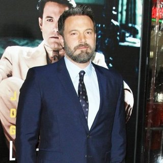 Ben Affleck - Live by Night World Premiere