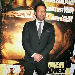 Ben Affleck in Twentieth Century Fox and New Regency Celebrate The World Premiere of Runner, Runner