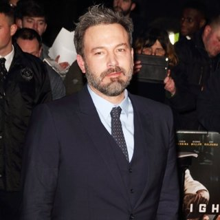 Ben Affleck-Live by Night European Premiere - Arrivals