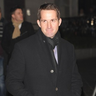 Ben Ainslie in Jack Reacher UK Film Premiere - Arrivals