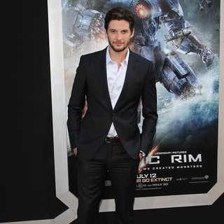 Ben Barnes in Los Angeles Premiere of Pacific Rim