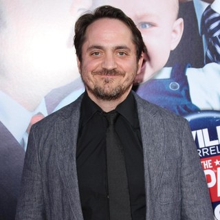 Ben Falcone in Los Angeles Premiere of The Campaign - Arrivals