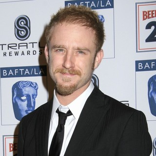 Ben Foster in The BAFTA-LA Awards Season Tea Party 2010