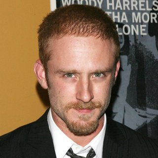 Ben Foster in The New York Premiere of The Messenger