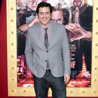Ben Gleib in Los Angeles Premiere of The Incredible Burt Wonderstone