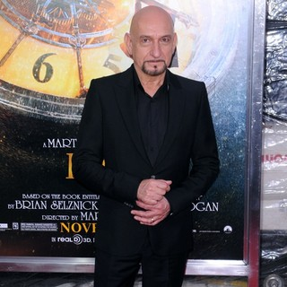 Ben Kingsley in Hugo Premiere