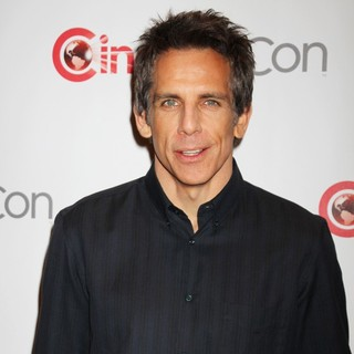 Ben Stiller in 20th Century Fox's CinemaCon - Arrivals - ben-stiller-20th-century-fox-s-cinemacon-03