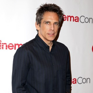 Ben Stiller in 20th Century Fox's CinemaCon - Arrivals - ben-stiller-20th-century-fox-s-cinemacon-04
