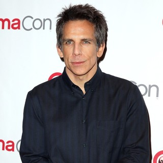 Ben Stiller in 20th Century Fox's CinemaCon - Arrivals - ben-stiller-20th-century-fox-s-cinemacon-05