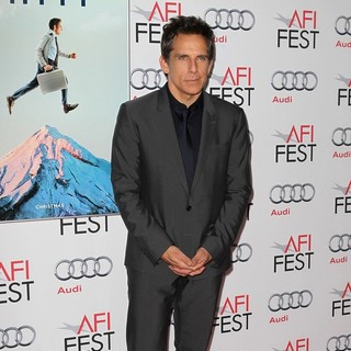 Ben Stiller in AFI FEST 2013 - The Secret Life of Walter Mitty Premiere