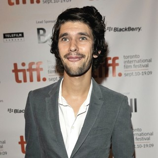 Ben Whishaw in Bright Star Premiere - 2009 Toronto International Film Festival