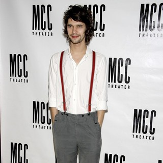 Ben Whishaw in Photocall for MCC Theater's Newest Production The Pride