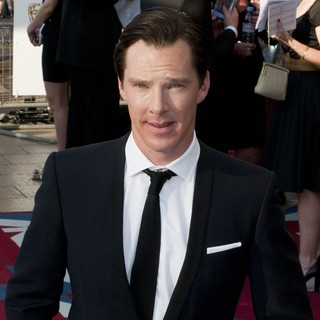 Benedict Cumberbatch in The 2012 Arqiva British Academy Television Awards - Arrivals
