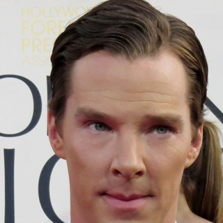 Benedict Cumberbatch in 70th Annual Golden Globe Awards - Arrivals