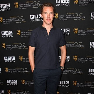 Benedict Cumberbatch in BAFTA Los Angeles TV Tea 2012 Presented by BBC America - Arrivals