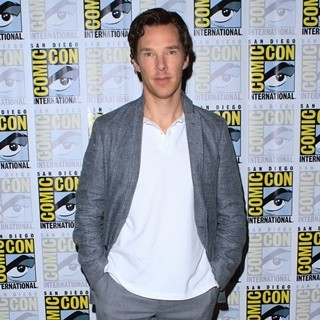 Comic-Con International 2016: San Diego - Sherlock - Photocall
