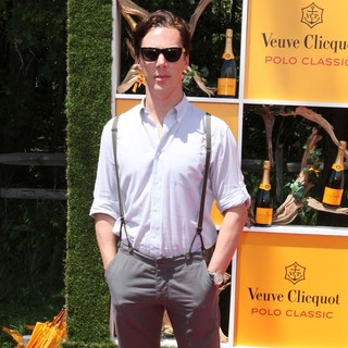 Benedict Cumberbatch in The Fifth Annual Veuve Clicquot Polo Classic Liberty State Park