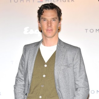 Benedict Cumberbatch in London Collections Men - Tommy Hilfiger and Esquire - Party - Arrivals