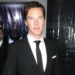 Benedict Cumberbatch in Men in Black 3 New York Premiere - Arrivals