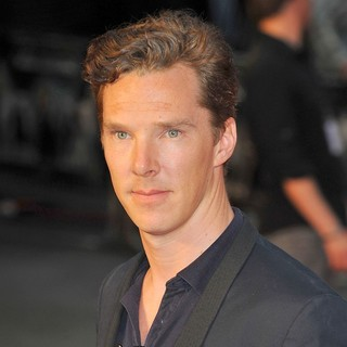 Benedict Cumberbatch in The Premiere of Anna Karenina