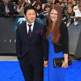Prometheus UK Film Premiere - Arrivals - benedict-wong-uk-premiere-prometheus-02