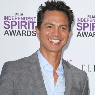 Benjamin Bratt in 27th Annual Independent Spirit Awards - Arrivals