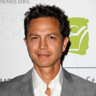 Benjamin Bratt in United Friends of The Children's Annual Brass Ring Awards - Arrivals