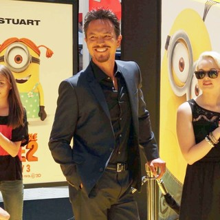 Benjamin Bratt - Premiere of Universal Pictures' Despicable Me 2