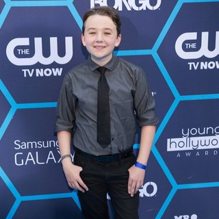 Benjamin Stockham in The 16th Annual Young Hollywood Awards - Arrivals