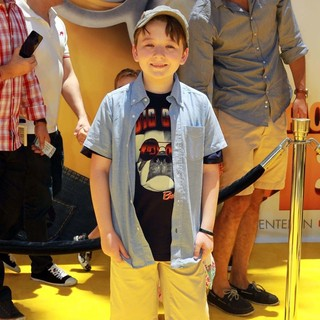 Benjamin Stockham in Premiere of Universal Pictures' Despicable Me 2