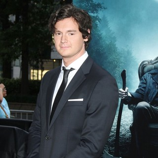 Benjamin Walker in The Premiere of Abraham Lincoln: Vampire Hunter