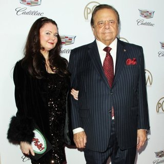 Dee Dee Benkie, Paul Sorvino in 29th Annual Producers Guild Awards - Arrivals