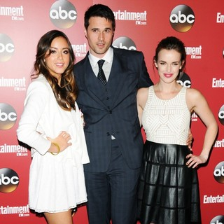 Entertainment Weekly and ABC 2013 New York Upfront Party