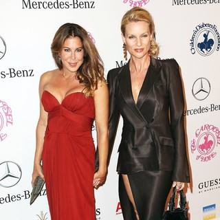 Lyndie Benson, Nicollette Sheridan in 26th Anniversary Carousel of Hope Ball - Presented by Mercedes-Benz - Arrivals