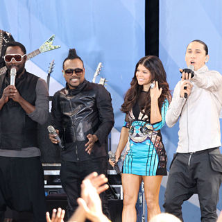 Black Eyed Peas in Good Morning America Presents The Black Eyed Peas
