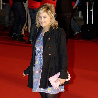 Berengere Krief in The 15th NRJ Music Awards - Arrivals