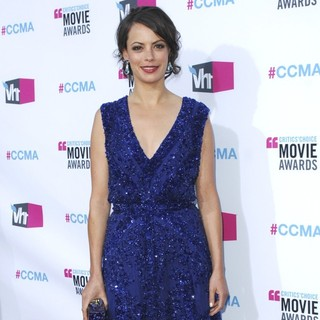 Berenice Bejo in 17th Annual Critic's Choice Movie Awards - Arrivals