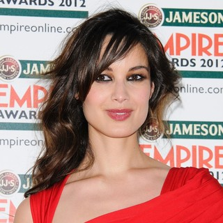 Berenice Marlohe in The Empire Film Awards 2012 - Arrivals - berenice-marlohe-empire-film-awards-2012-02