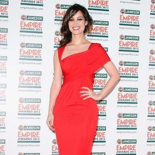 Berenice Marlohe in The Empire Film Awards 2012 - Arrivals - berenice-marlohe-empire-film-awards-2012-04