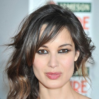 Berenice Marlohe in The Empire Film Awards 2012 - Arrivals - berenice-marlohe-empire-film-awards-2012-05