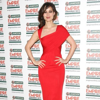 Berenice Marlohe in The Empire Film Awards 2012 - Press Room - berenice-marlohe-empire-film-awards-2012-press-room-01