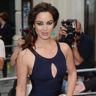Berenice Marlohe in The GQ Men of The Year Awards 2012 - Arrivals - berenice-marlohe-gq-men-of-the-year-awards-2012-02