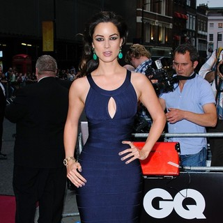 Berenice Marlohe in The GQ Men of The Year Awards 2012 - Arrivals - berenice-marlohe-gq-men-of-the-year-awards-2012-03