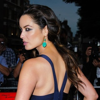 Berenice Marlohe in The GQ Men of The Year Awards 2012 - Arrivals - berenice-marlohe-gq-men-of-the-year-awards-2012-04
