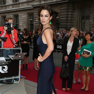 Berenice Marlohe in The GQ Men of The Year Awards 2012 - Arrivals - berenice-marlohe-gq-men-of-the-year-awards-2012-05